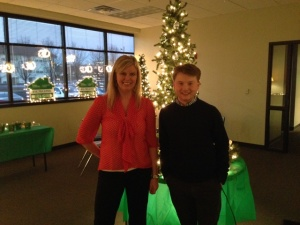 Gina Galloway and Patrick McDowell Customer Appreciation Party